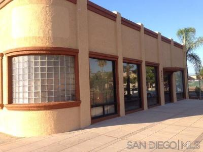 Escondido Commercial/Industrial For Sale: 562 W Grand