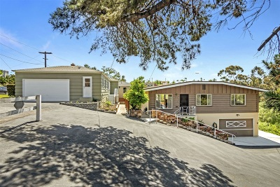 San Diego Multi Family 2-4 For Sale: 3115 Olive St