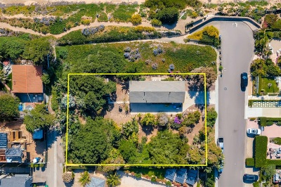 Del Mar Residential Lots & Land For Sale: 9th Street