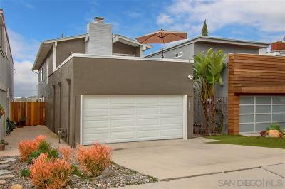 San Diego CA Single Family Home For Sale: $869,000