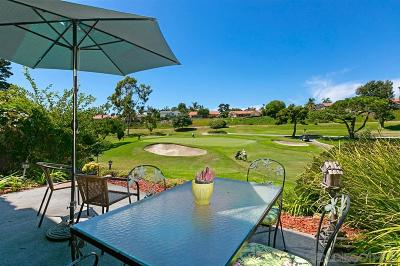 Solana Beach Attached For Sale: 1004 Santa Helena Park Ct