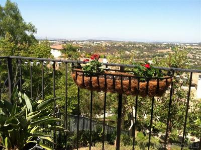 Carlsbad Townhouse For Sale: 6528 Via Barona