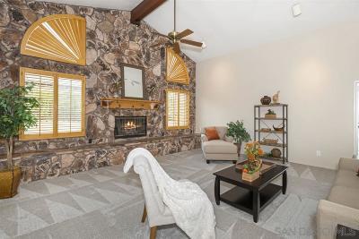 La Mesa Single Family Home For Sale: 7220 Purdue Ave.