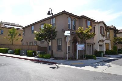 Chula Vista Single Family Home For Sale: 1543 Avenida De Avilla