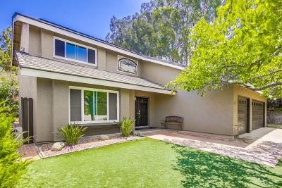 Bonita Single Family Home For Sale: 5953 Steeplechase Rd