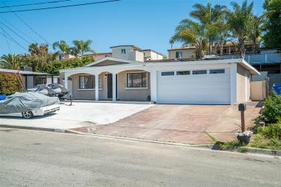 Vista Single Family Home For Sale: 584 E Indian Rock Rd