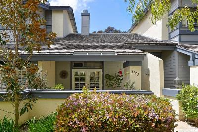 La Jolla Attached Pending: 3122 Morning Way
