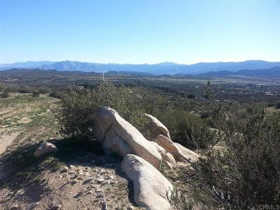 Ranchita Residential Lots & Land For Sale: Landmark Lane