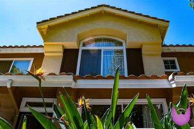 Chula Vista Townhouse For Sale: 2193 Cabo Bahia