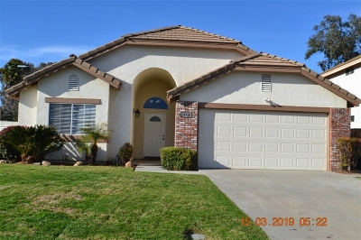 Murrieta, Temecula Single Family Home For Sale: 29728 Via Las Chacras