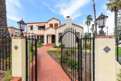 San Diego CA Single Family Home For Sale: $1,575,000