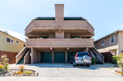 Imperial Beach Townhouse For Sale: 183 Date Ave #2 #2