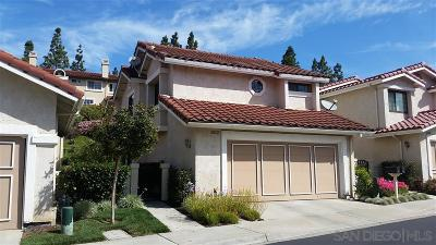 San Diego CA Single Family Home For Sale: $830,000
