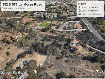 San Marcos Residential Lots & Land For Sale: 952 La Moree Road #976
