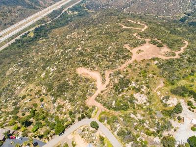 Escondido Residential Lots & Land For Sale: Camino Elena Lots #1, 2, 3