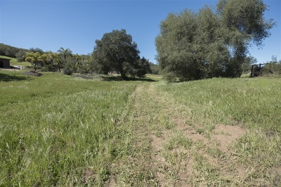 Valley Center Residential Lots & Land For Sale: 26305 Shauna Way