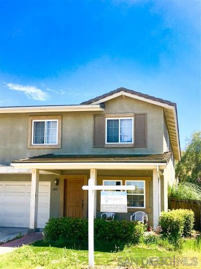 San Diego Single Family Home For Sale: 6005 Vista San Isidro