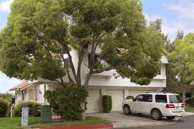 Carlsbad Townhouse For Sale: 6526 Corte Montecito