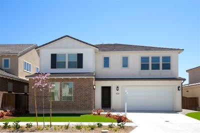 Chula Vista Single Family Home For Sale: 1126 Camino Cantera