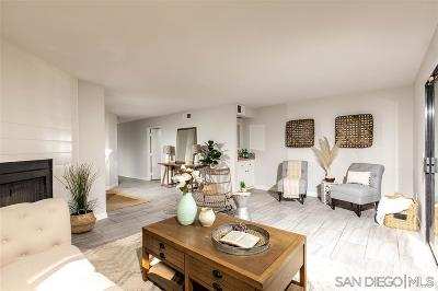 San Diego Attached For Sale: 2050 Pacific Beach Drive #108