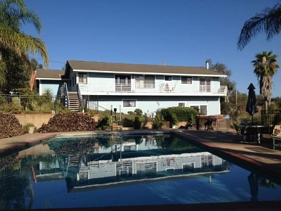 Valley Center Single Family Home For Sale: 19239 Paradise Mountain Road