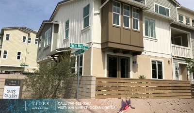 Oceanside Townhouse For Sale