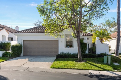 Oceanside Single Family Home For Sale: 4909 Demeter Way