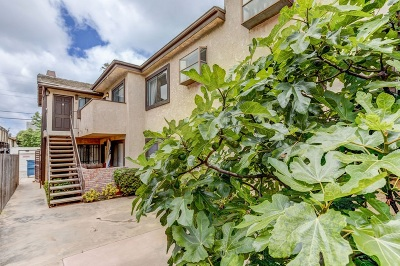 San Diego Attached For Sale: 3958 Louisiana St #5