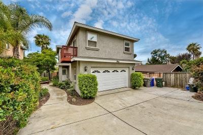 Single Family Home For Sale: 339 Rancho Santa Fe