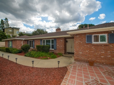 Vista Single Family Home For Sale: 961 Heather Drive