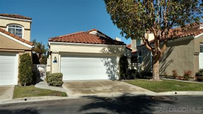 San Diego Single Family Home For Sale: 15622 Royal Crown Row