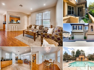 San Marcos Attached For Sale: 1113 Goddard Street