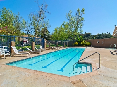 Clairemont Townhouse For Sale: 4505 Chateau