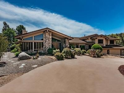 San Diego Single Family Home For Sale: 18879 Bernardo Trails Dr