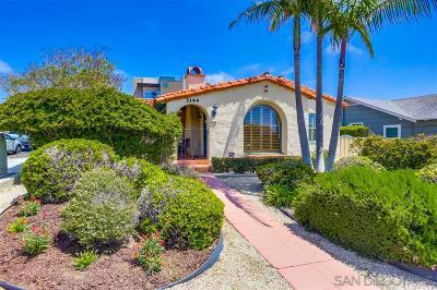 Single Family Home For Sale: 3144 Fenelon