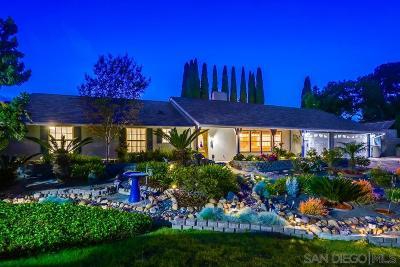 Bonita Single Family Home For Sale: 2936 Via Del Caballo Blanco
