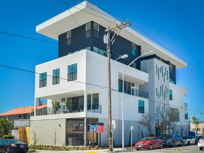 San Diego Attached For Sale: 3047 North Park Way #401