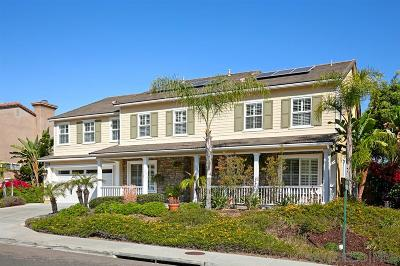 La Mesa Single Family Home For Sale: 7760 Highwood Ave