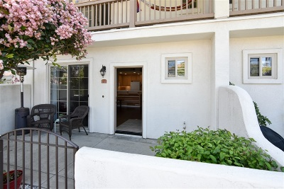Oceanside Townhouse For Sale: 1460 Rancho Rose Way #Unit 17