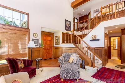 Oceanside Single Family Home For Sale: 3715 Via Las Villas