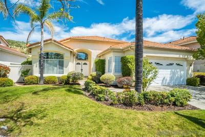 Poway Single Family Home For Sale: 13150 Birch Lane