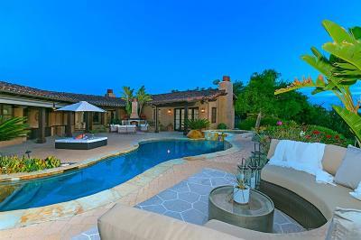 Single Family Home For Sale: 7806 Sendero Angelica