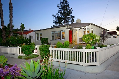 Norma Heights, Normal Heights Single Family Home For Sale: 4494 32nd St