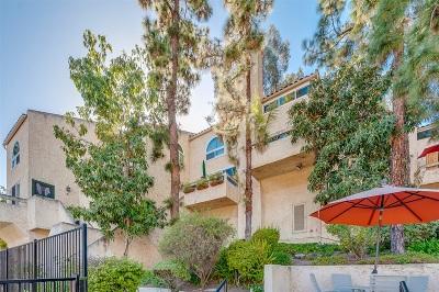 La Mesa Attached For Sale: 7940 University Ave #18