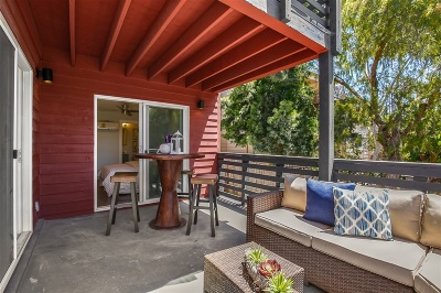 San Diego Single Family Home For Sale: 1003 Hayes Ave