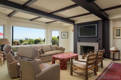 Single Family Home For Sale: 621 San Elijo
