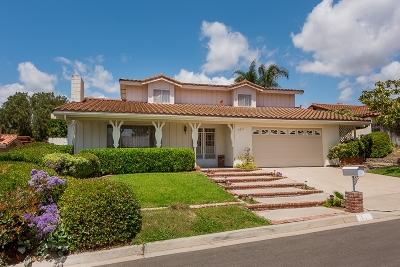 Bonita Single Family Home For Sale: 3631 Filly Lane