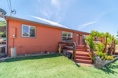 Ranchita Single Family Home For Sale: 36071 Montezuma