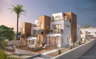 San Diego Single Family Home For Sale: 1034 Pennsylvania Ave