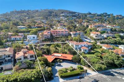 La Jolla Single Family Home For Sale: 1821 Torrey Pines Road
